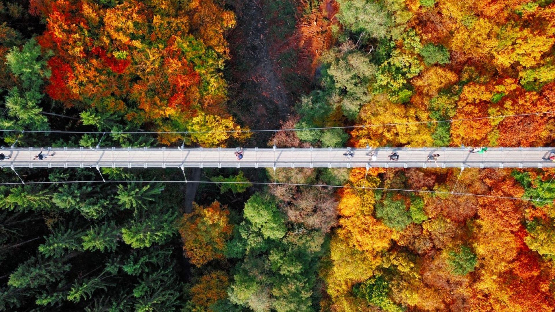 Есенният списък на пътешественика: 15 преживявания в България