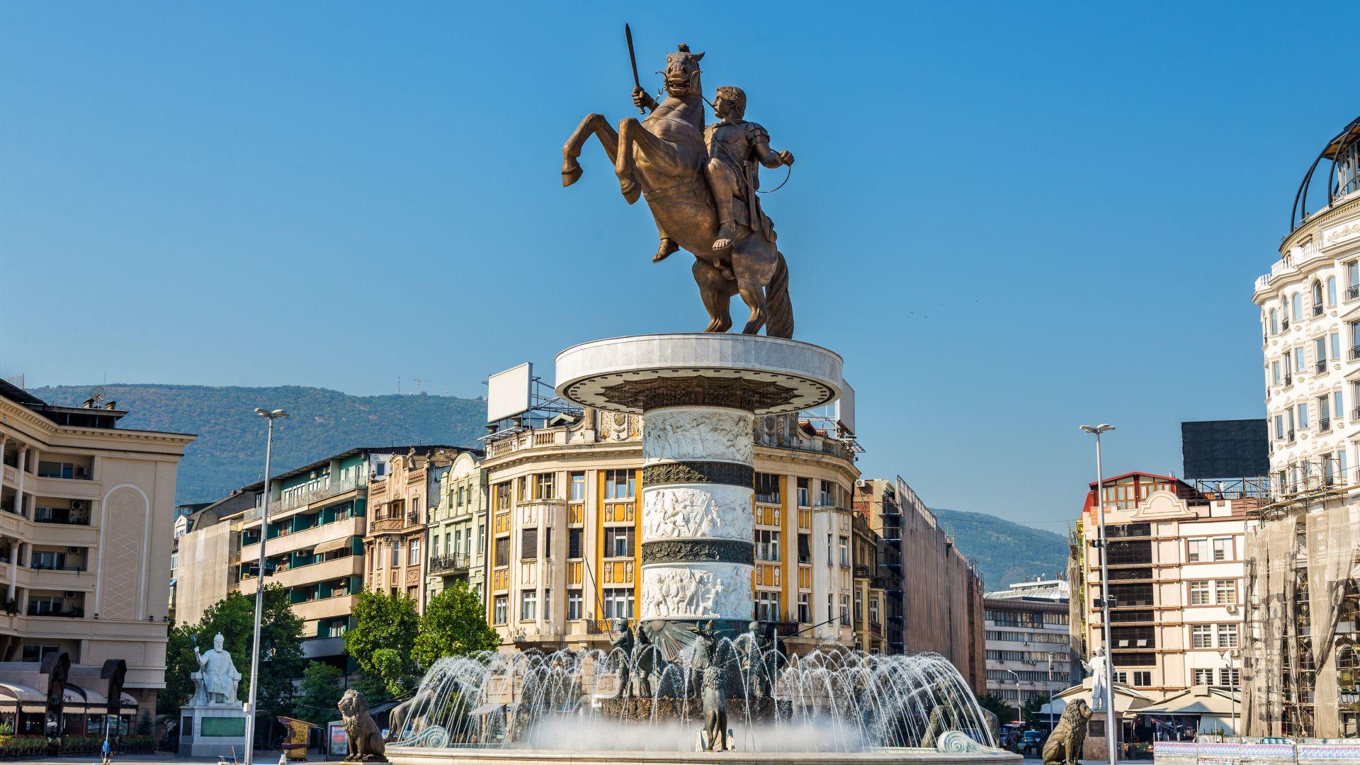 """Северна Македония призова ЕС да спре """"шантажа"""" по пътя й към ЕС"""