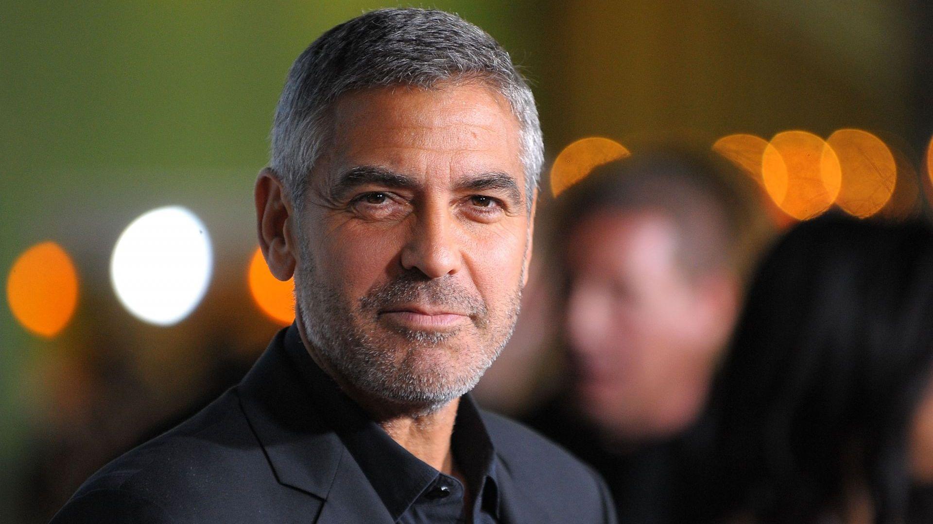 Джордж Клуни с награда за цялостни постижения от Американската асоциация на пенсионерите
