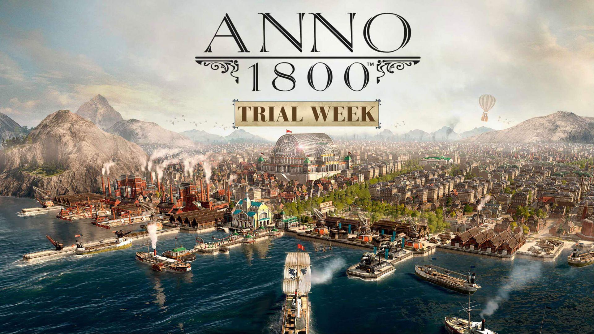Ubisoft пуска трети сезон на Anno 1800