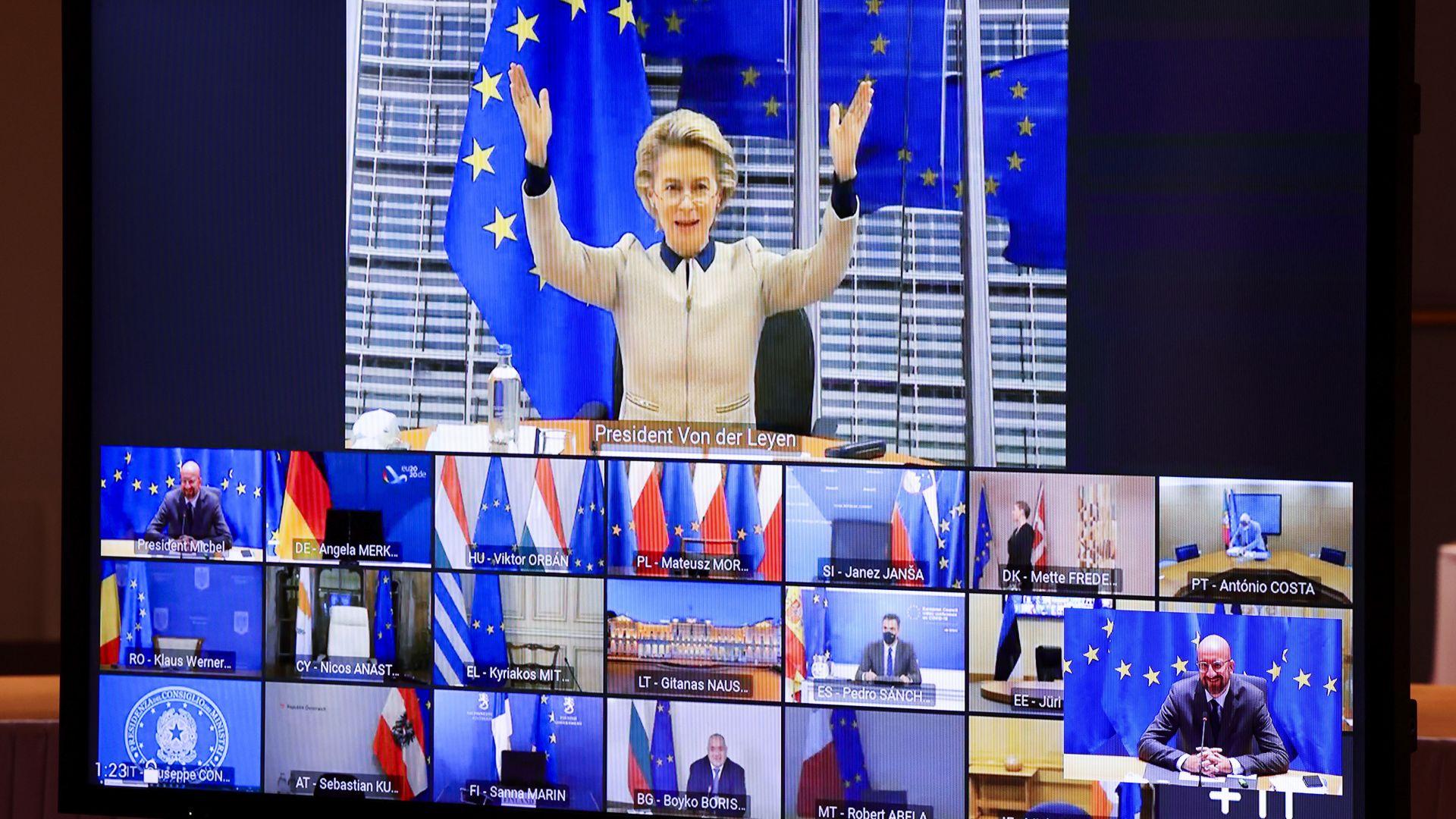 Полша и Унгария са отворени за нови предложения за отключване на европейския бюджет