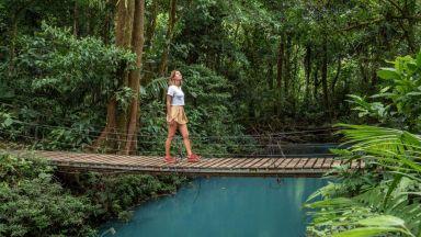 Държавата, в която туристите сами заличават въглеродния си отпечатък