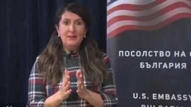 """1 млн. долара от посолството на САЩ и """"Америка за България"""" за борба с COVID-19 (видео)"""