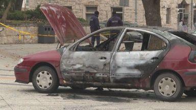 Постоянен арест за мъжа, подпалил колата си пред общината във Враца