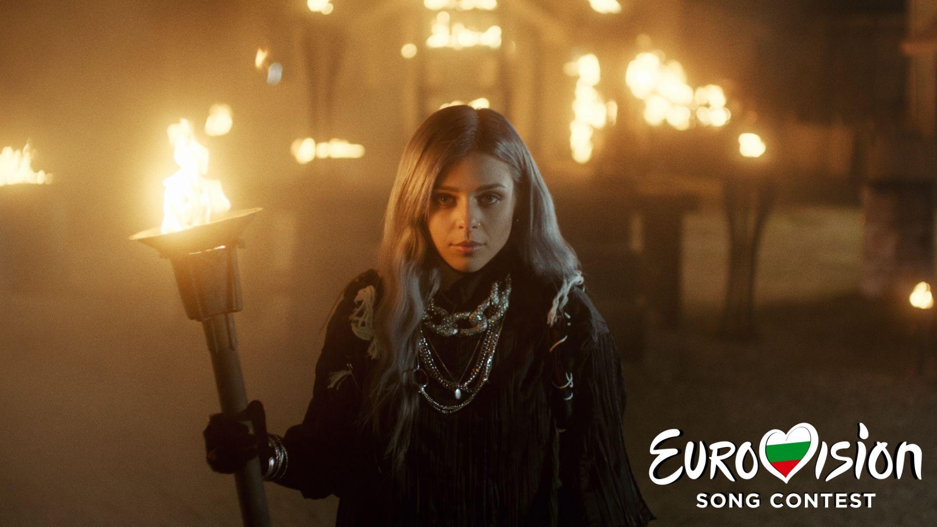 """""""Ugly Cry"""" е новото видео на Виктория. Песента може да представи България на Евровизия 2021"""