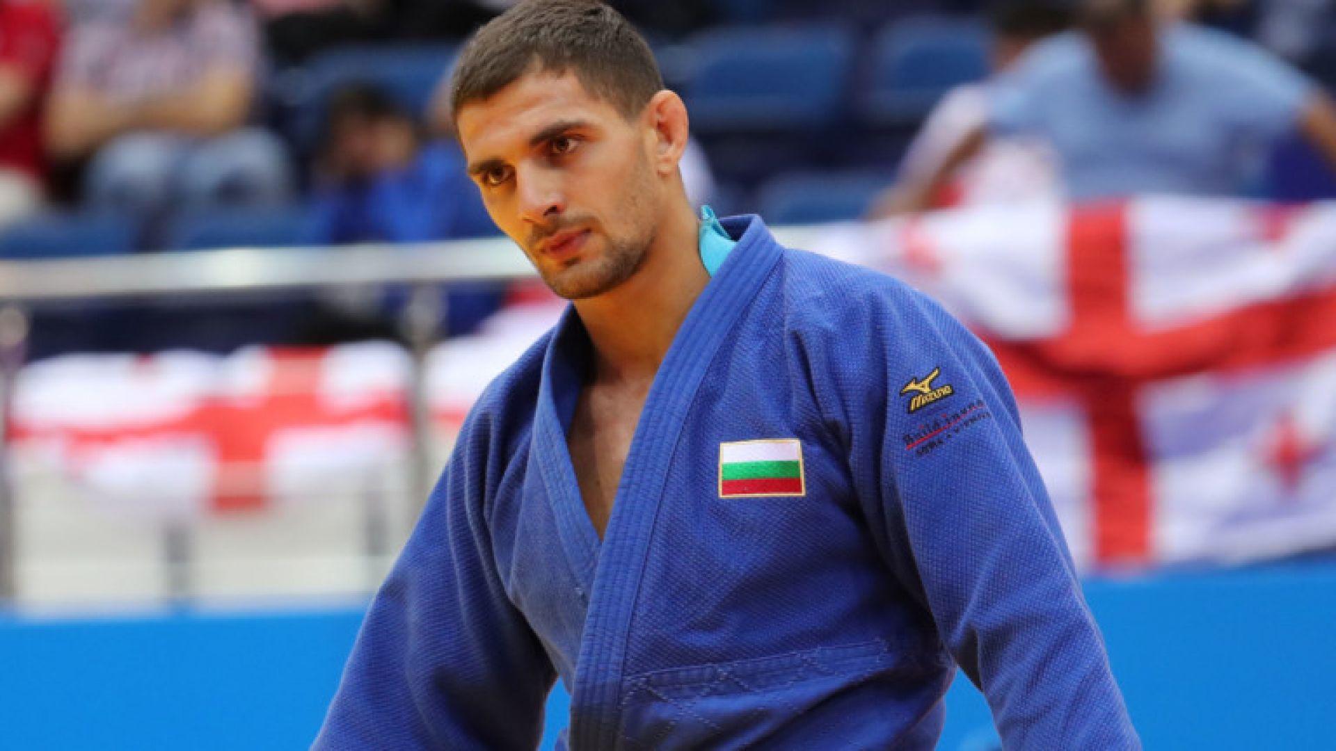 Бронз за Ивайло Иванов на Мастърс турнира в Катар