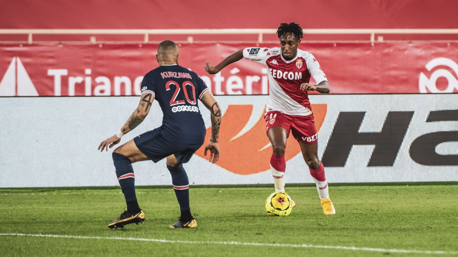 Шампионът ПСЖ капитулира в Монако след аванс от 2:0