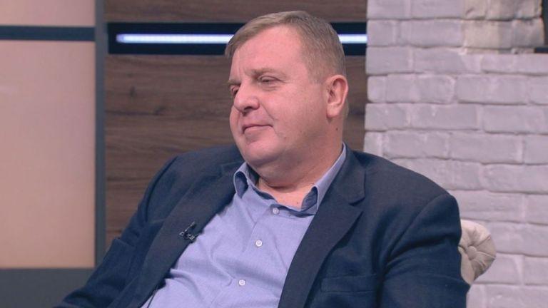 Красимир Каракачанов цитира Любчо Георгиевски: Македония се управлява от Дълбока държава