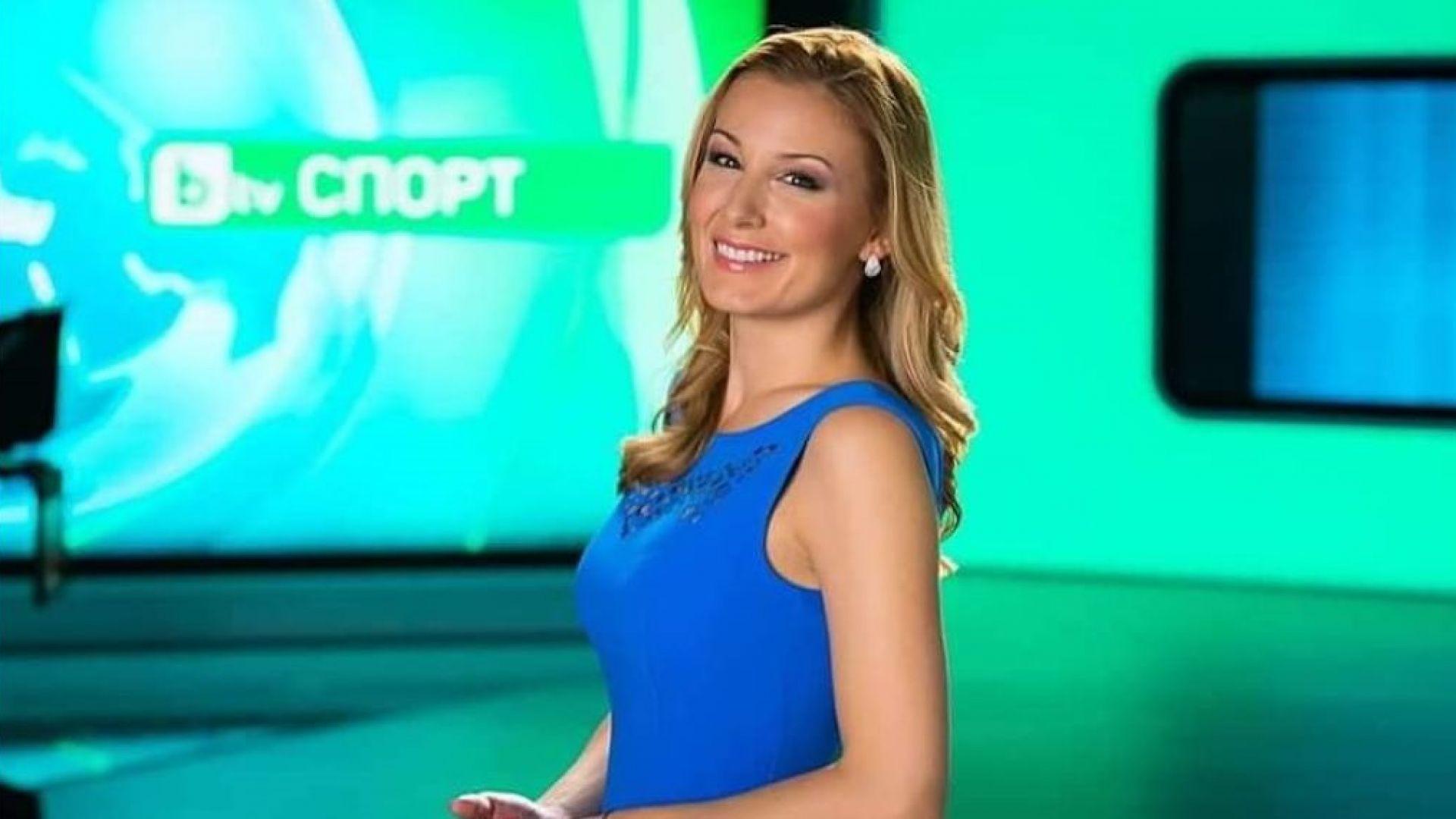 Николета Маданска и Венелин Петков станаха родители на момченце
