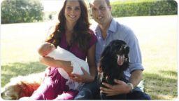 Кейт и Уилям скърбят - любимото им куче Лупо почина