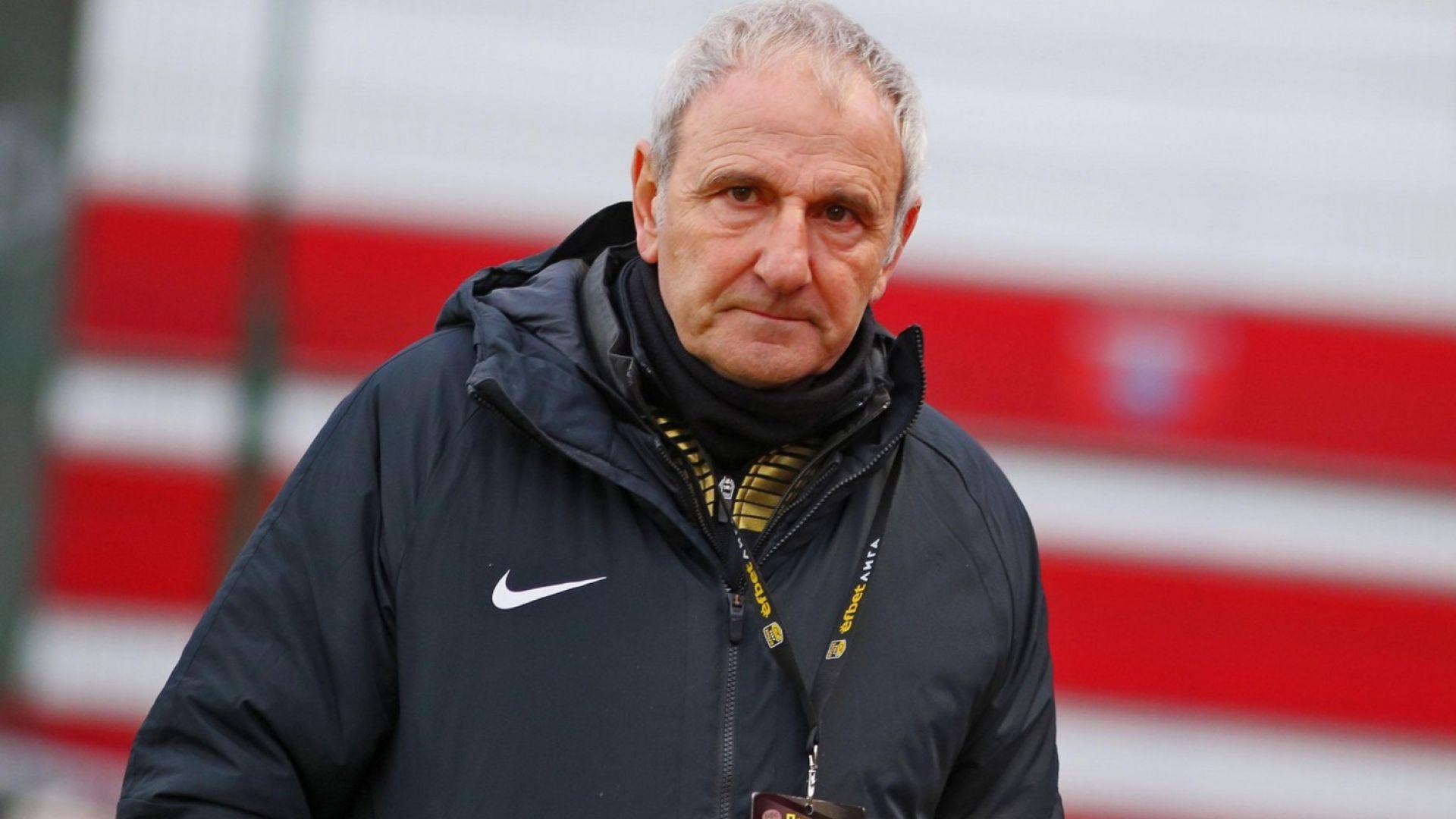 Трагедия - коронавирусът погуби футболния треньор Никола Спасов