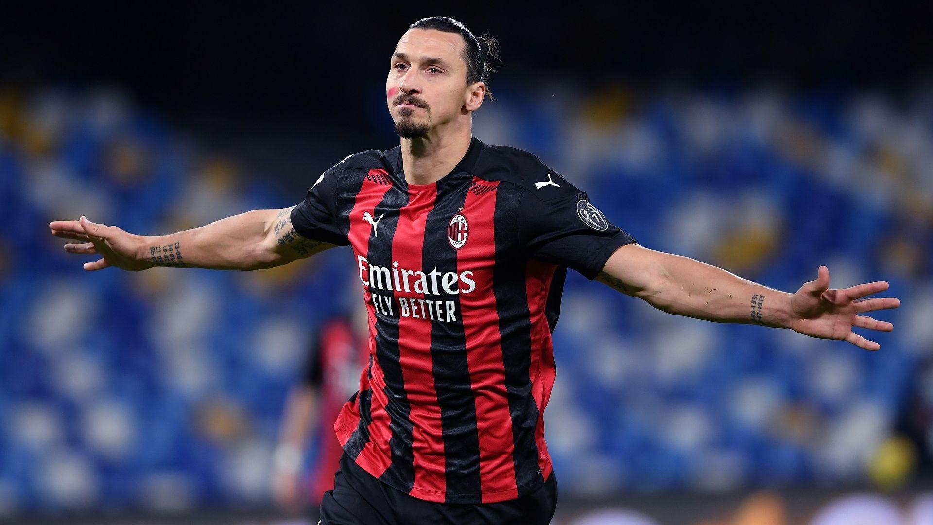 Златан изригна край Везувий, а Милан все още е непобеден на върха