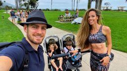 Теди Бургазлиева и семейството ѝ се радват на вечното лято на остров Коронадо