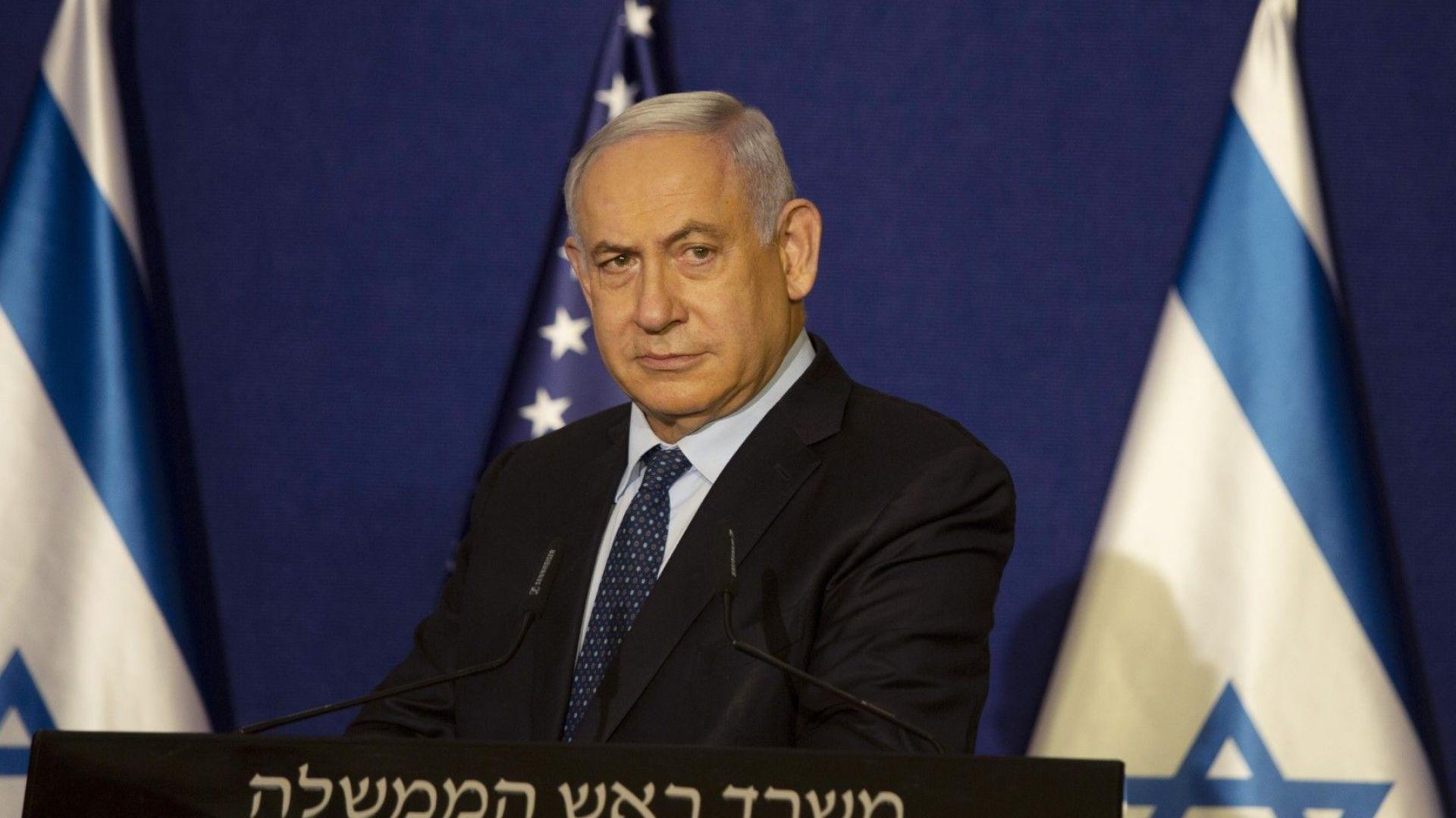 Премиерът на Израел Бенямин Нетаняху е разговарял с Мохамед бин Салман по време на посещението в региона на държавния секретар на САЩ Майк Помпейо