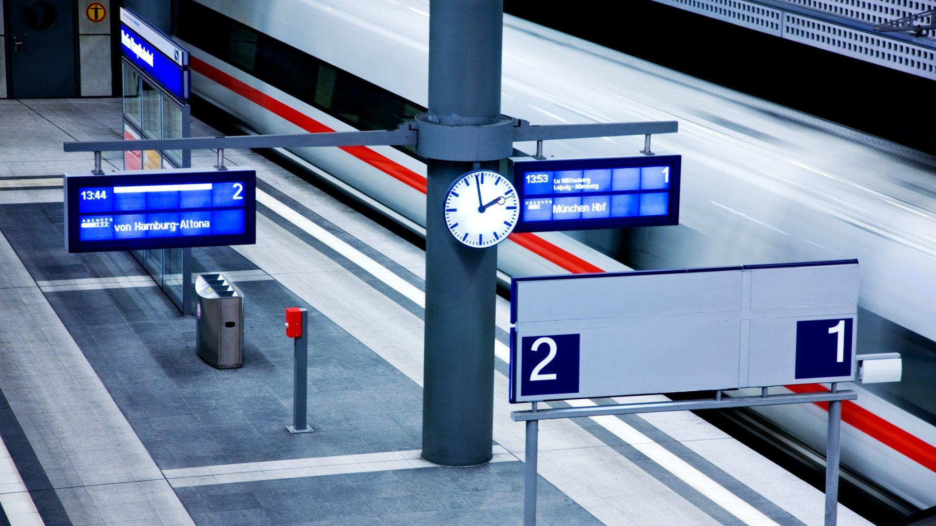 Германските железници ще пуснат пробно водородния влак на Сименс през 2024 г.