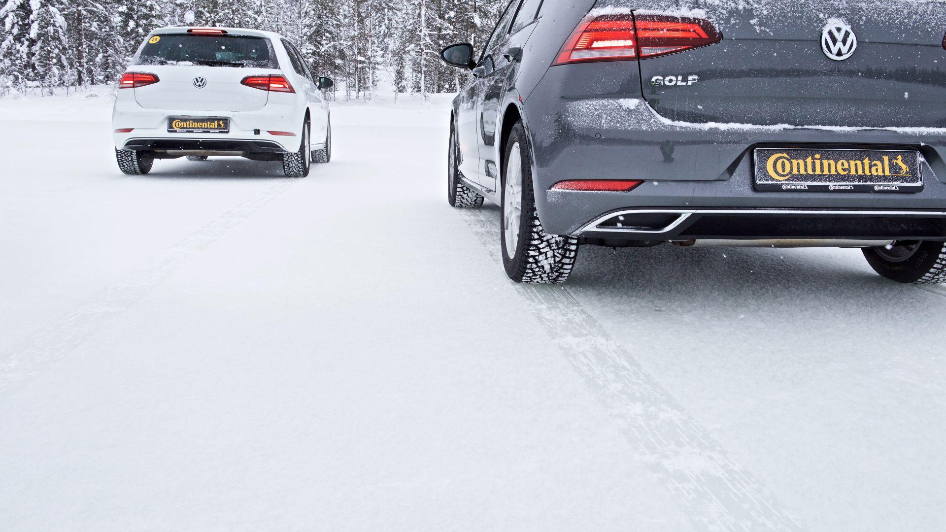 Ако живеете в планината, то задължително изберете зимните гуми