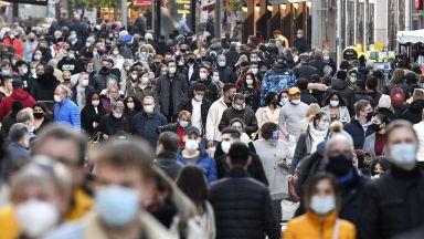 Германия удължава частичния локдаун до Коледа