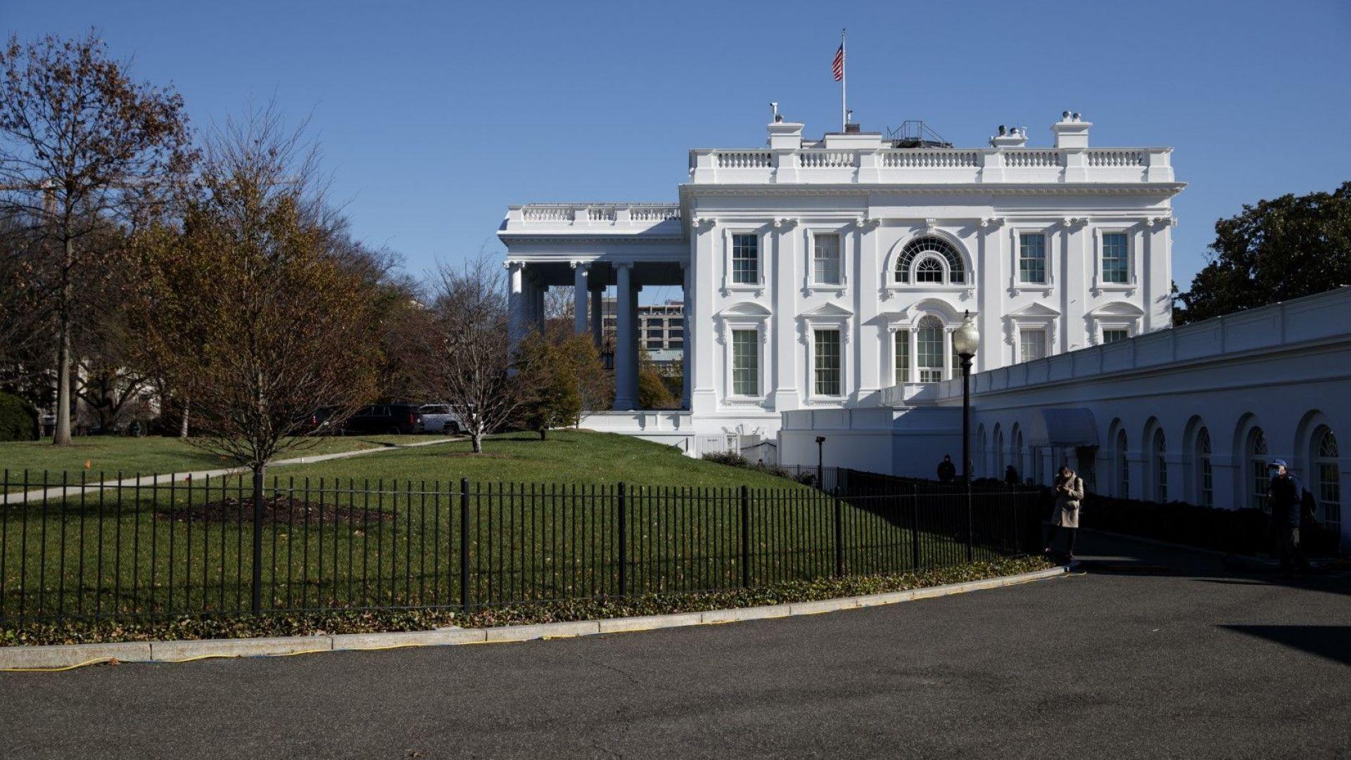 Нападение с микровълни близо до Белия дом