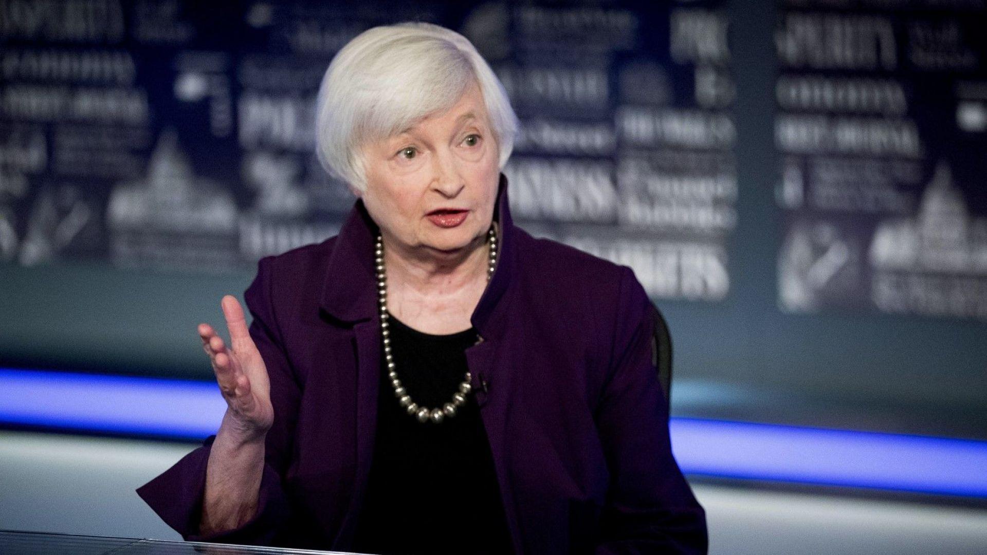 """Номинираната за финансов министър Джанет Йелън: Два пъти """"за пръв път"""" в американската история"""