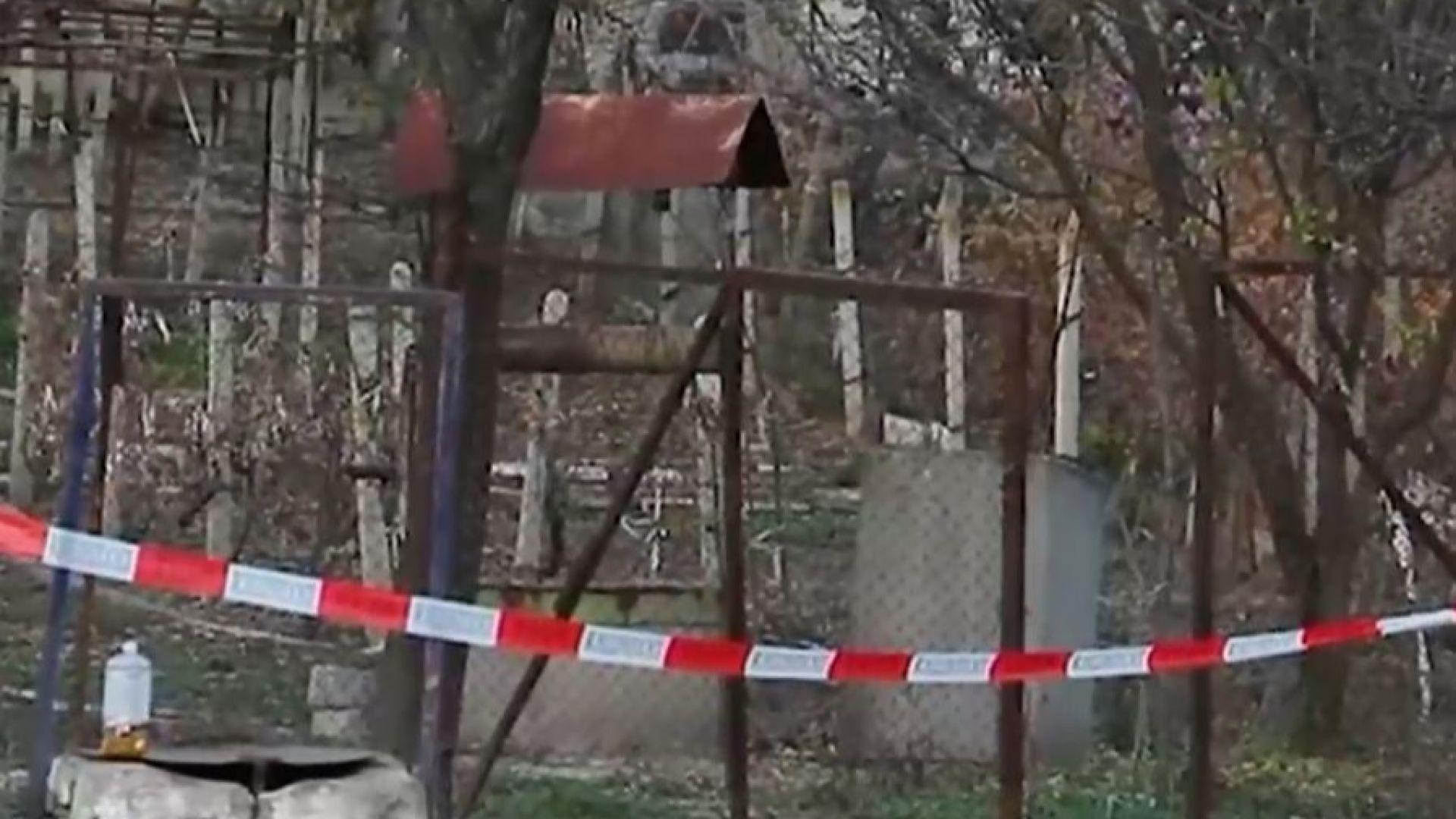 Грабеж е една от версиите за двойното убийство край Шумен