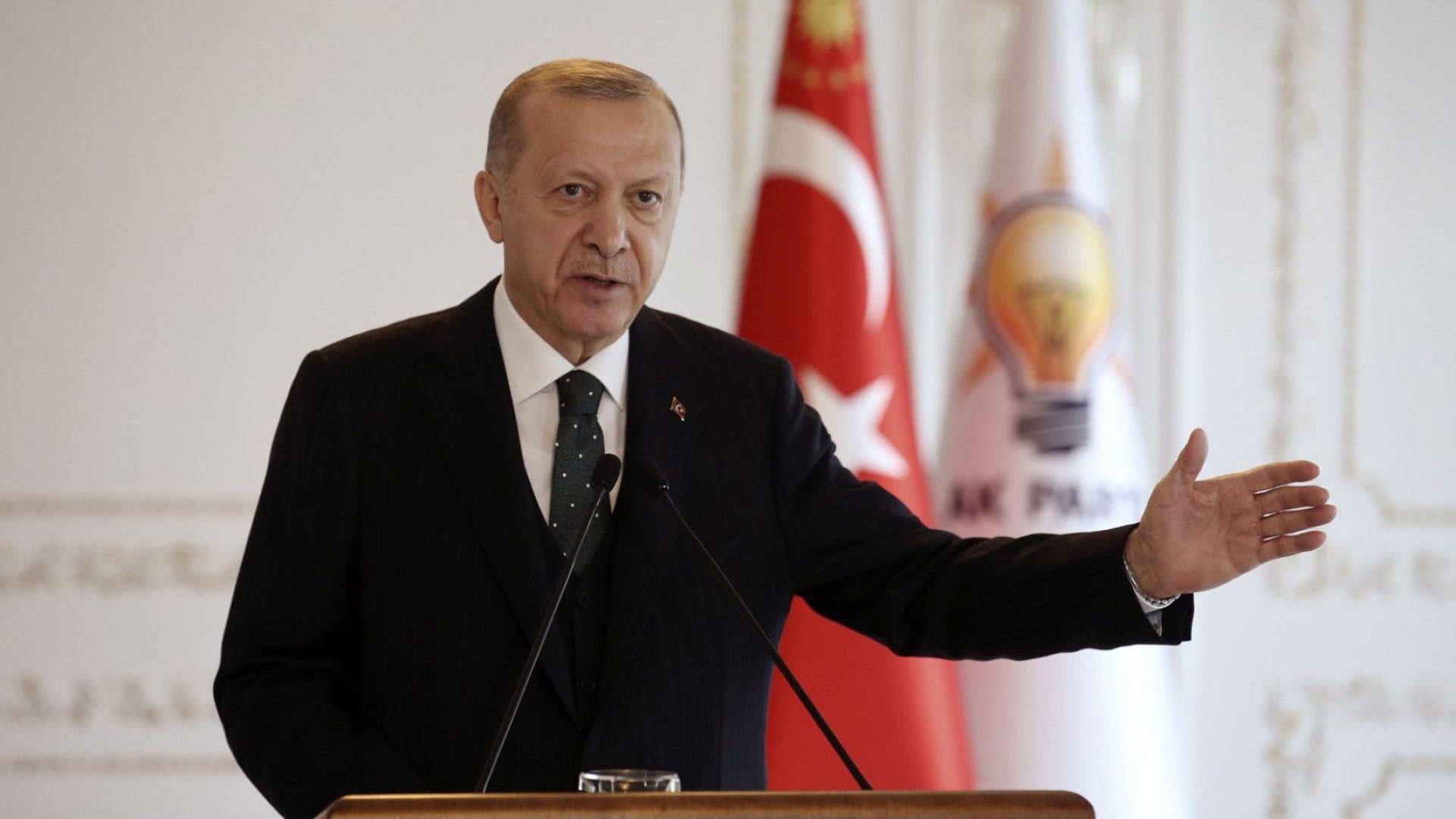 ЕС дава на Турция 3 милиарда евро за бежанците