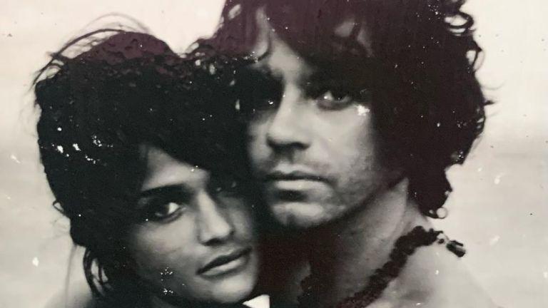 Старата любов в снимки: Хелена Кристенсен с трогателен пост, посветен на Майкъл Хътчинс