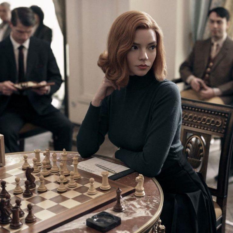 Queen's Gambit: Шахът като дрога