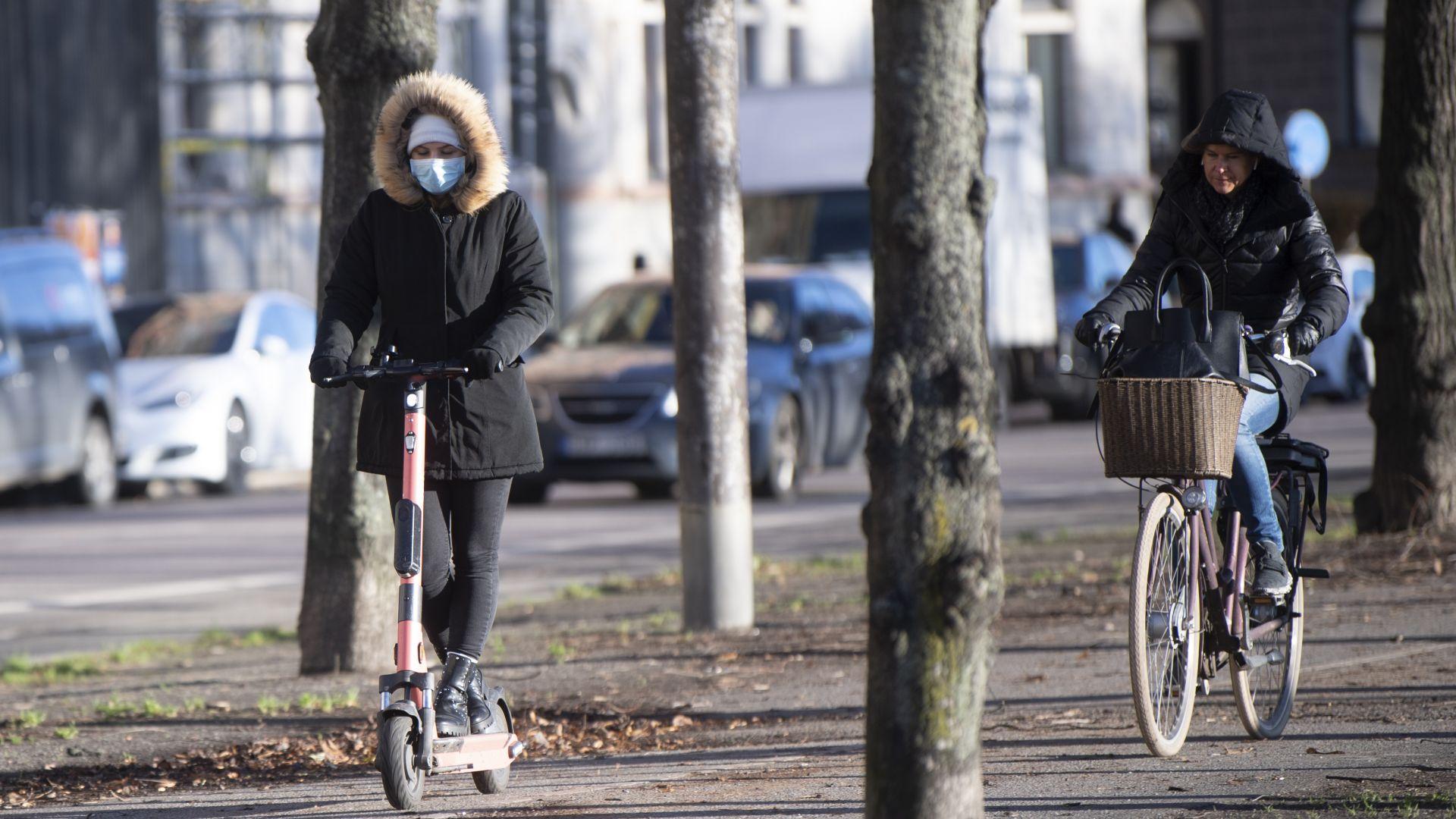 Швеция на прага да наложи първа карантина