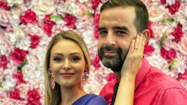 Поли Гергушева стана майка за първи път