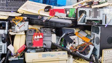 Половината от пластмасата в електрониката не се рециклира правилно