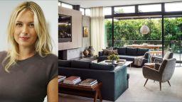 Вижте стилния дом на Мария Шарапова в Лос Анджелис