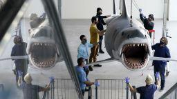 """Акулата от """"Челюсти"""" ще """"тероризира"""" посетителите на бъдещия музей на """"Оскар""""-ите"""