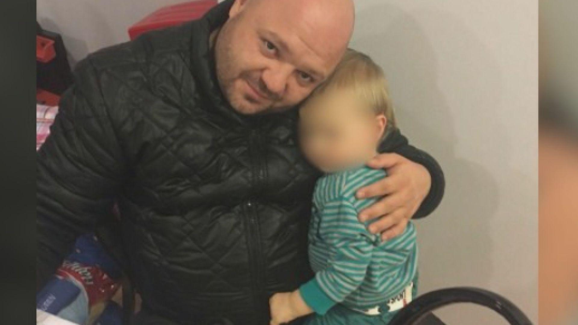 Бащата на убитите деца в Сандански упражнявал домашно насилие над майка им