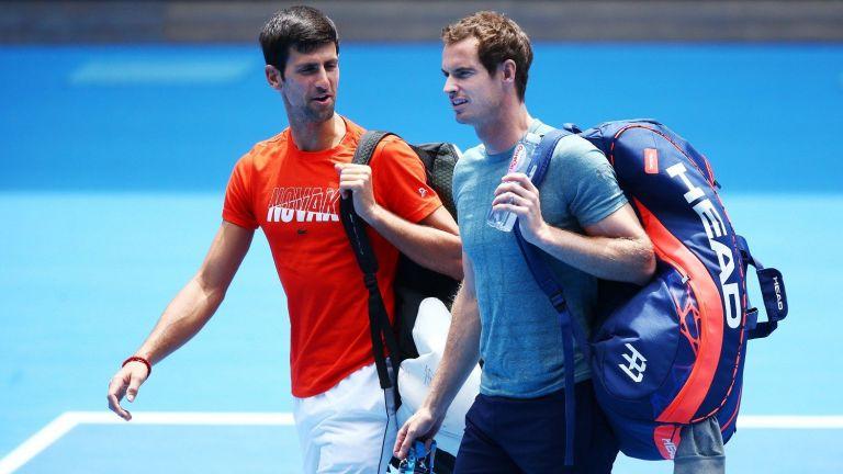 Анди Мъри не е гледал турнира в Австралия, нито е имал съмнения в победителя