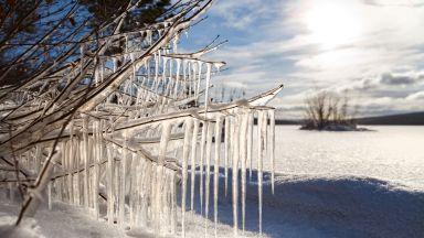 До минус 10 градуса утре, затопляне - в края на седмицата
