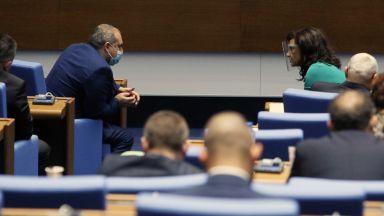 Парламентът отхвърли поредното вето на президента - този път за промените в ЗДДС