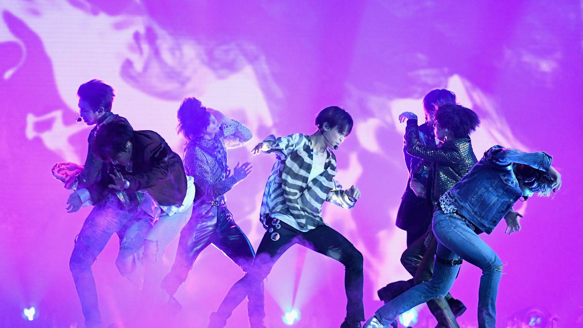 BTS с рекорд за видеоклип, гледан едновременно от най-голям брой хора