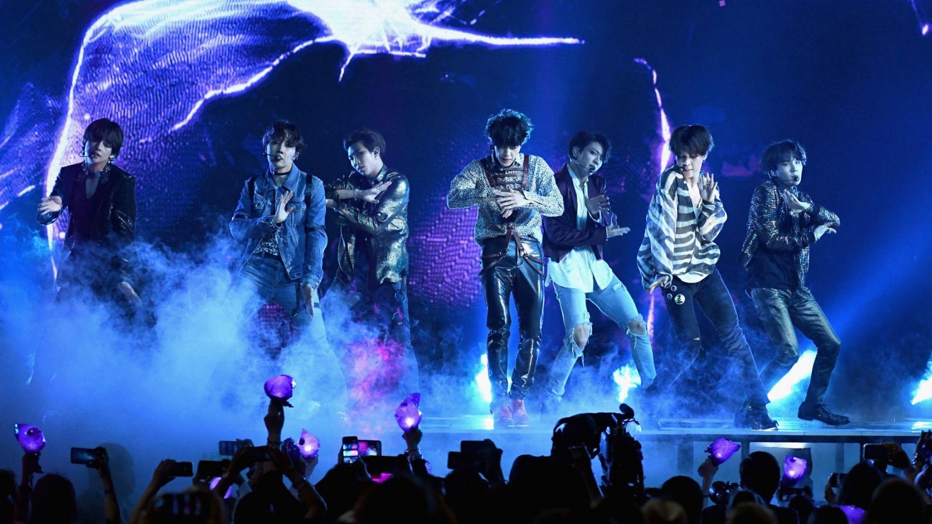 """BTS с дебют в рубриката """"Unplugged"""" на MTV"""