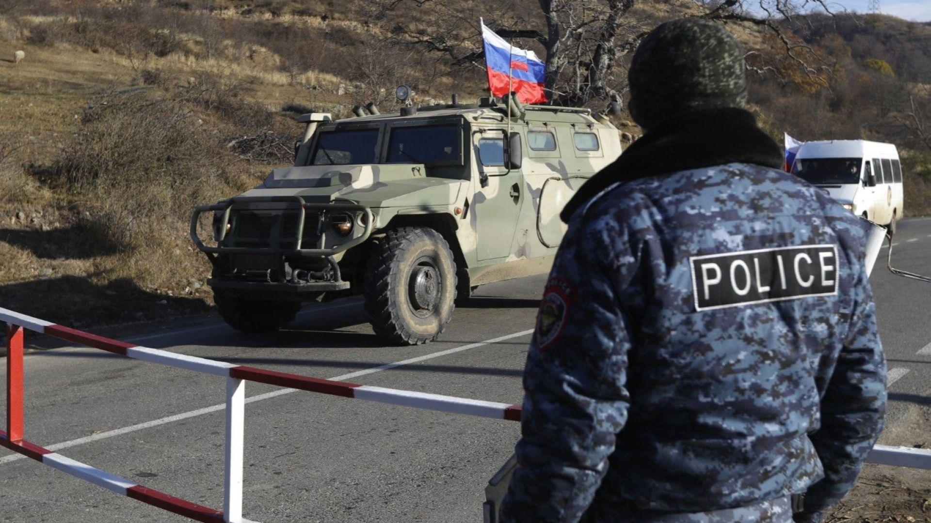 Сенатът на Франция настоя за признаване на Република Нагорни Карабах