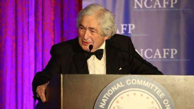 Почина бившият ръководител на Световната банка Джеймс Улфенсън