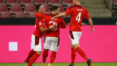 УЕФА предизвика скандал с подарена служебна победа на Швейцария