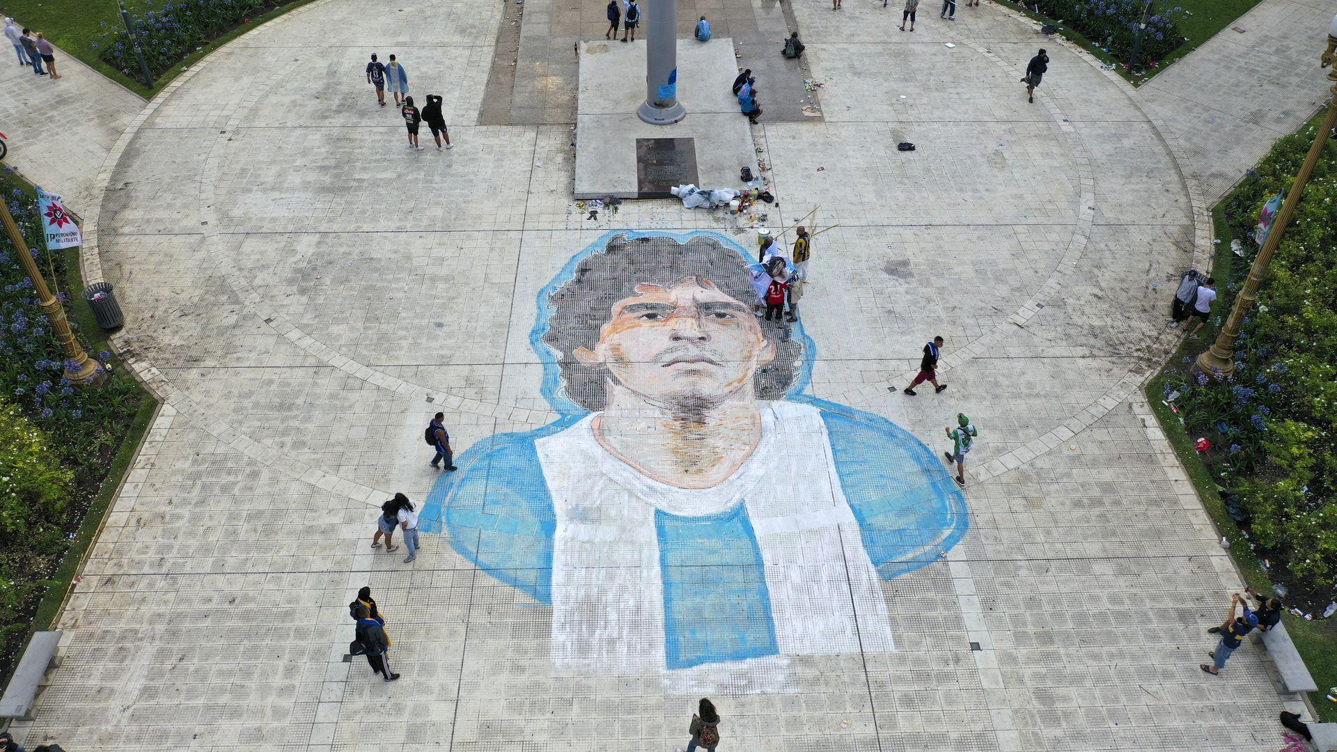 Ликът на Марадона ще се появи на банкнота в Аржентина