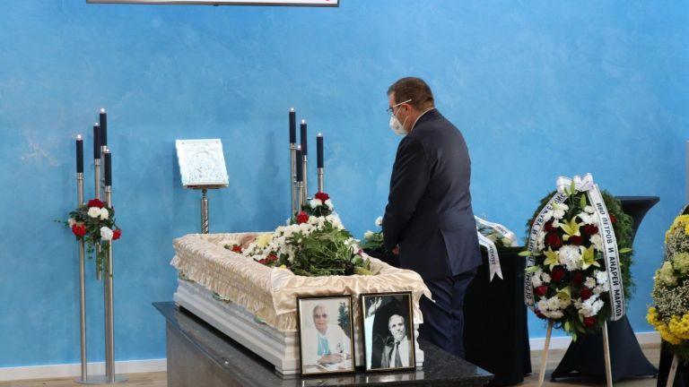 Простихме се с иконата в българската медицина проф. Александър Чирков