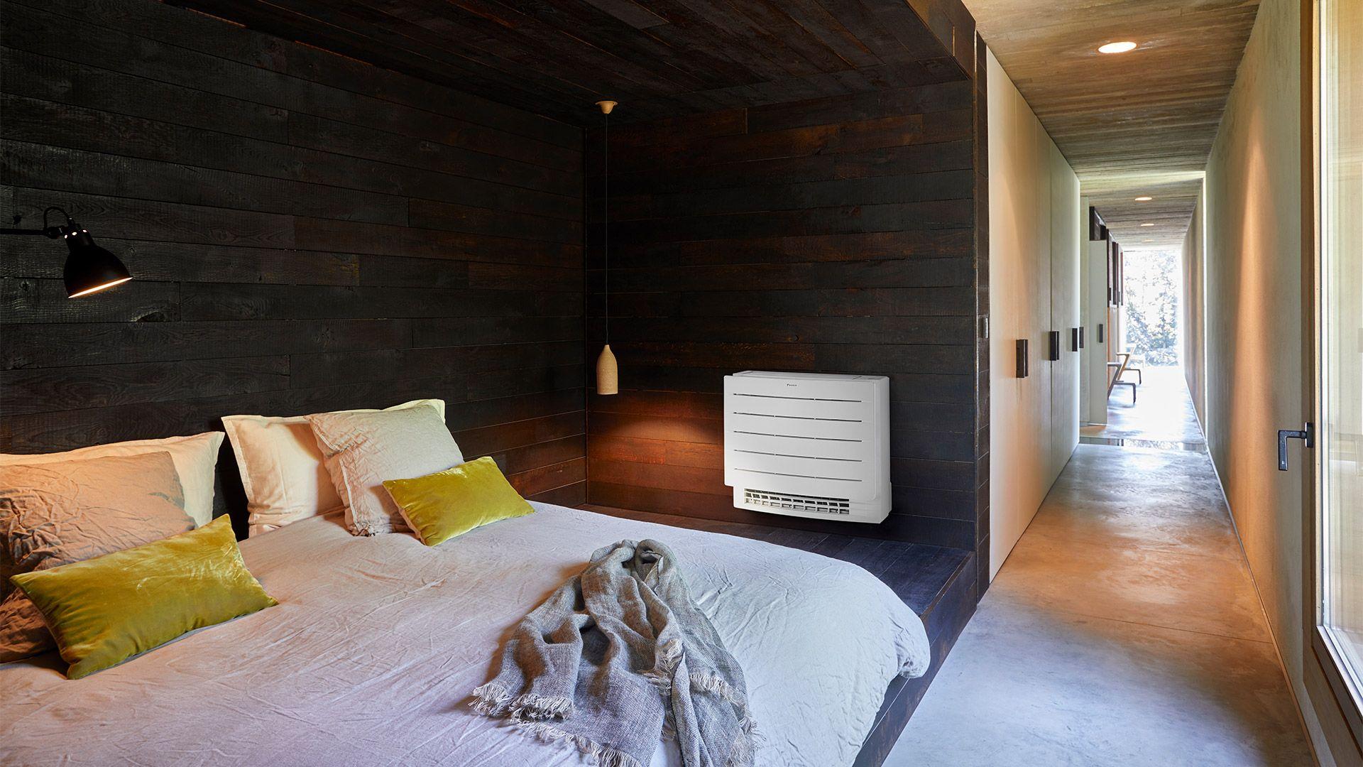 Усещане за персонален комфорт с новият подов климатик Perfera на Daikin