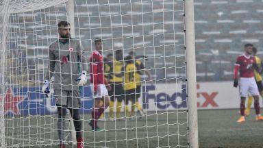 ЦСКА отново нулев в Европа, Йънг Бойс си взе точките в софийската мъгла
