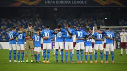 """Двата български отбора са аут от Европа, 11 """"Марадони"""" на терена в Неапол (Резултати)"""