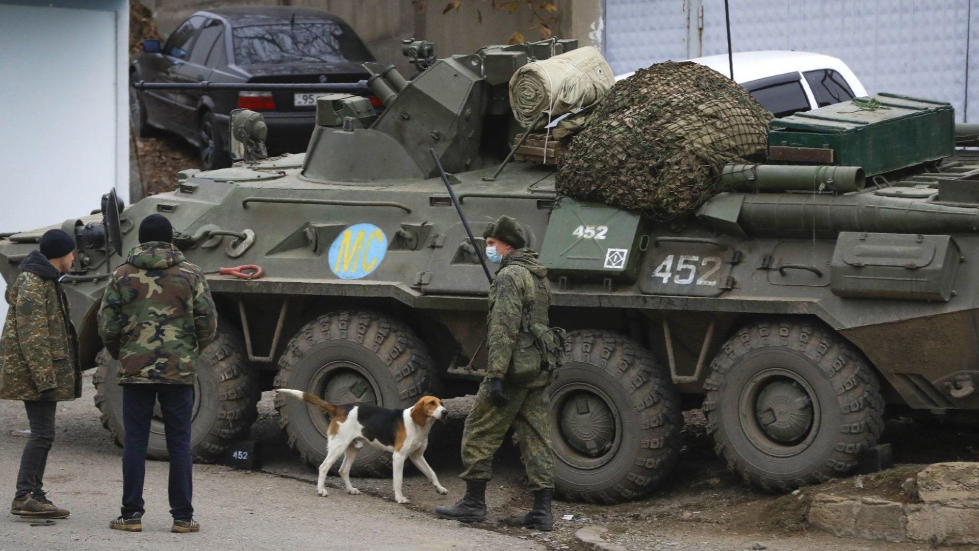Париж няма да признае  самопровъзгласената  Република Нагорни Карабах