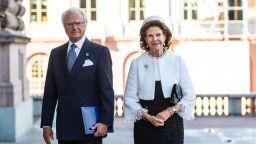 Кралят и кралицата на Швеция са с отрицателни тестове за Covid-19