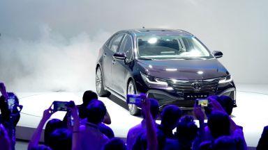 Втори пореден месец Toyota отчита рекордно производство и продажби