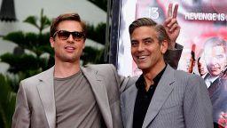 """Шегата на Брад Пит, заради която цял град нарече Джордж Клуни """"дявол"""""""